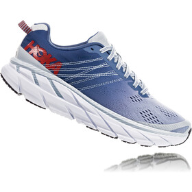 Hoka One One Clifton 6 Løbesko Damer, plein air/moonlight blue